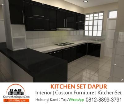 kitchen set ciseeng